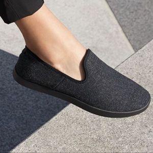 Allbirds Womens Grey Merino Wool Slip-on Lounger